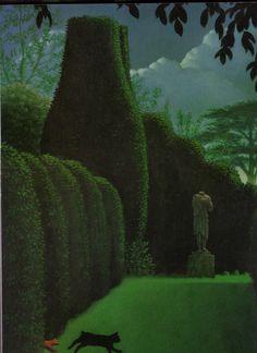 "François Roca, ""Le Jardin de Max et Gardenia""."
