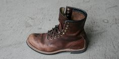 Red Wing Harvester Denimhunters