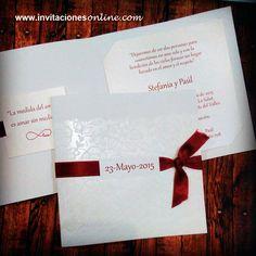 invitaciones boda · invitacions de casament · detalls · casaments · bodas  barcelona · invitaciones arabescos · invitaciones clasicas · invitaciones de boda personalizadas
