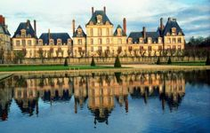 fontainebleau - france..went here on my birthday years ago