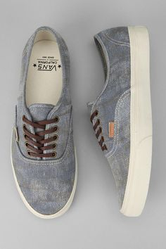 Vans Stained Authentic Sneaker Online Only - Im going to need these | Raddest Men's Fashion Looks On The Internet: http://www.raddestlooks.org