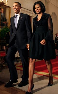 President Obama and First Lady Michelle Obama @ the White House's a Celebration of Music From the Civil Rights Movement event