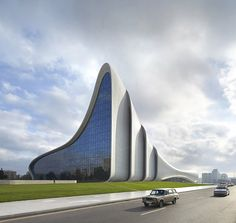 Zaha Hadid's Heydar Aliyev Centre Wins Design Museum's Design of the Year
