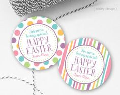 Peeps easter basket and printable tags printable tags easter easter bunny gift tags printable easter tags by limitationfree negle Images