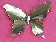 How to Cut & Emboss Butterflies.