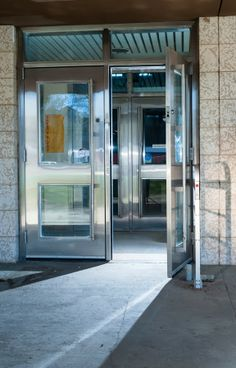 Challenging Reality: Automatic Door Openers