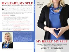 My Heart, My Self by Kerrie Lee Brown - full wrap (added back & spine)