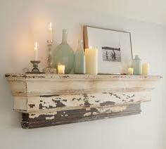 shelf above bed - Google Search