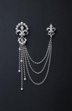 High Jewelry, Jewelry Box, Jewelry Accessories, Vintage Jewelry, Jewelry Design, Jewelry Ideas, Royal Jewels, Crown Jewels, Saphir Rose