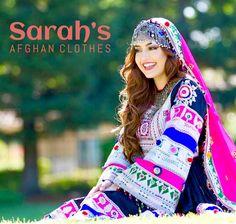 #afghan #national #dress #jewelry #girl