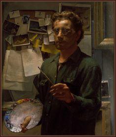 Jacob Collins | Self Portrait