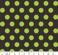 BOO to YOU  Green Boo Large Dot  Riley by rainydaysandfundays, $7.75