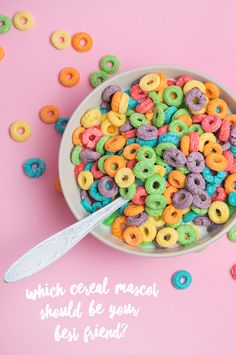 [QUIZ] Which Cereal Mascot Should Be Your BFF?