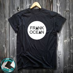 Black Frank Ocean Swag Tumblr Hippie Blood Dope Urban Hipster T-shirt London New…