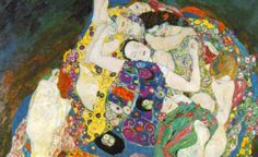 Die Jungfrau von Gustav Klimt - Famous Last Words Gustav Klimt, Painting Wallpaper, Painting & Drawing, Picasso, Oil Painting Reproductions, Andy Warhol, Portrait, Cool Art, Art Pieces