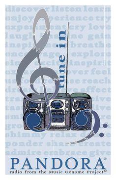 Pandora Radio <3