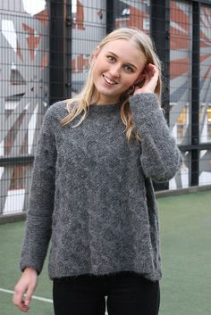 Ravelry: Baltic sweater pattern by Katrine Wohllebe