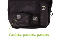 Call it Genius Pack on your back! Extreme functionality, laptop compartment, a perfect spot for your travel essentials and mor