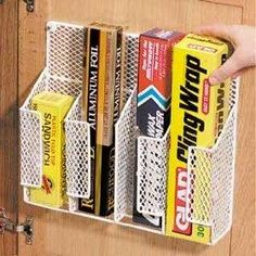 Kitchen Cabinet Organizer Products [Slideshow]