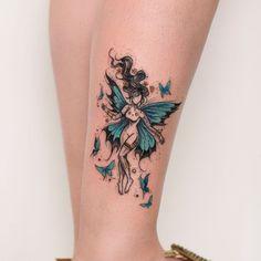 Robson Carvalho Turns His Beautiful Drawings Into Magical Tattoos - magical illustrative tattoo © tattoo artist Robson Carvalho ❤❤❤❤❤ - Arrow Tattoo Placements, Small Arrow Tattoos, Small Tattoos, Piercing Tattoo, Mädchen Tattoo, Gorgeous Tattoos, Pretty Tattoos, Cool Tattoos, Tatoos