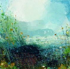 "Saatchi Art Artist Sandy Dooley; Painting, ""English Mud"" #art"