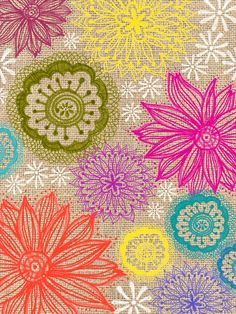Hey, I found this really awesome Etsy listing at http://www.etsy.com/listing/58337742/pinwheel-flowers-print