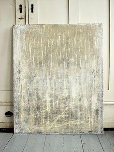 CHRISTIAN HETZEL: lucent textures 2015 - 110 x 90 cm - Mischtechnik auf Leinwand