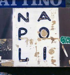 Napoli Naples Real Italian City