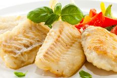 Cod  Fish can be great for your health, but cod is especially good for its anti-aging properties. It contains selenium, which safeguards your skin from sun damage and cancer.