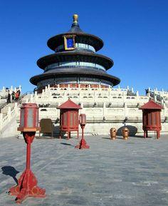 Temple of Heaven, Beijing, China https://www.facebook.com/mytravelswithmymumblog http://www.mytravelswithmymum.com/destinations-beijing-forbidden-city/