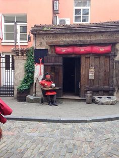 Bar Medieval - Riga, Letônia