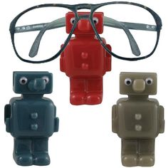 Robot Eyeglass Holder - now only $11.00!  #UnusualGifts #YouKnowYouWantIt #karmakiss #allgiftythings #UniqueGifts