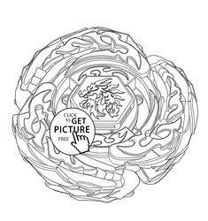 13 Best Beyblade Images On Pinterest Coloring Pages Printable