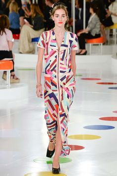Chanel Resort 2016 Collection Photos - Vogue