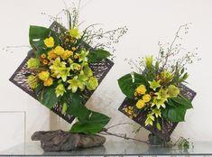 Church Flower Arrangements, Floral Arrangements, Flower Crafts, Flower Art, Church Interior Design, Corporate Flowers, High Art, Arte Floral, Flower Decorations