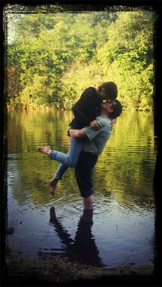 #photo #couple #photography #pose #water #picture