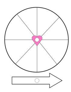 Valentine crafts, Valentine's Day, spinner, wheel, Valentines craft, how to, diy, classroom, kids - Megan Cooley