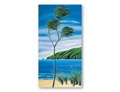 Sea Breeze. Diana Adams, NZ Artist.