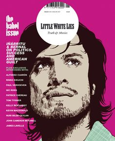 little white lies magazine covers - Google Search