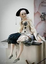 Image result for tireless artist dolls