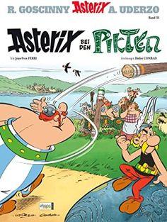 #Fiction #Suspense #KindleBargain #BookChat #Bibliophile #AmReading #Nonfiction #BookLovers #LitFict  #asterix #35 #asterix #bei #den #pikten #german #edition Got Books, Books To Read, Monstre Du Loch Ness, Asterix E Obelix, Laurel Et Hardy, Albert Uderzo, Kindle, Jean Yves, Book Photography