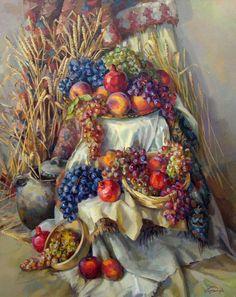 картины художника Meruzhan Khachatryan - 13