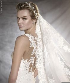 Pronovias Wedding Dress Orosia | Blush Bridal Fayetteville