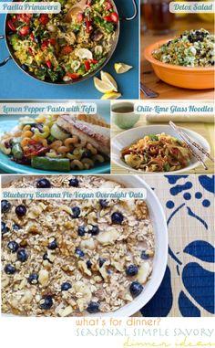 #vegan #Recipes  dinner ideas. What's for dinner if ur vegAn? Here ya go