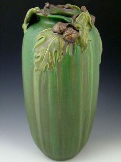 Stalwart Oak  Ephraim Faience Pottery