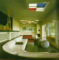 1970s furniture - Ico Parisi and others