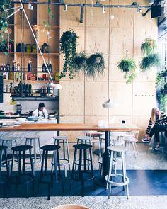 Bakkerij Blanche in Groningen #spaces #interiors #businesses