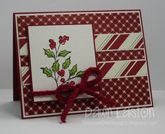 Christmas FMS17 by TreasureOiler - Cards and Paper Crafts at Splitcoaststampers TOO CUTE!