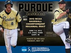 NCAA Baseball Regional Host