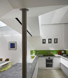 Islington House, North London by Neil Dusheiko Architects